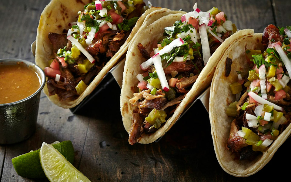 All you Can Eat Tacos $12.95